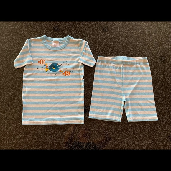 Hanna Andersson Other - EUC Hanna Andersson Finding Nemo pajamas